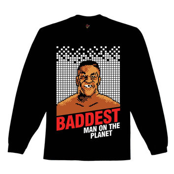 The Fresh I Am Clothing Baddest 72-10 11's Long Sleeve Tee