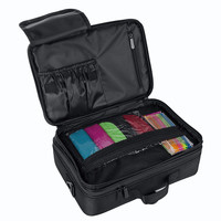 Professional Makeup Brush Case 3 Layers
