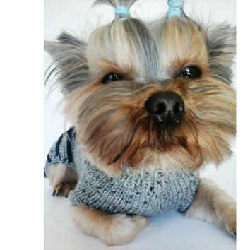 Dog clothes small Dog sweater Puppy sweater