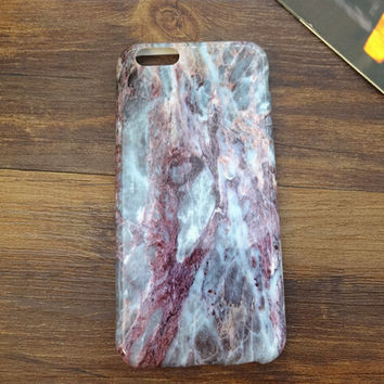 Marble Stone iPhone 7 5se 5s 6 6s Case Top Quality Cover Newest Gift + Gift Box