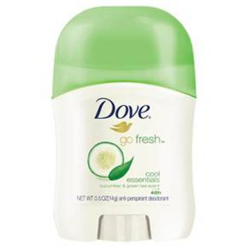 Dove go fresh Cool Essentials Anti-Perspirant Deodorant 0.5 oz