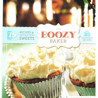 Boozy Baker Cookbook