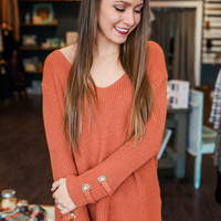 All Around Town Sweater