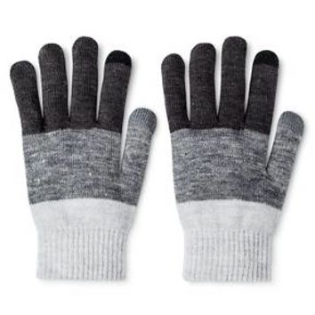 Women's Colorblock Tech Touch Glove - Mossimo Supply Co.™