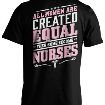 Created Equal - Female Nurse