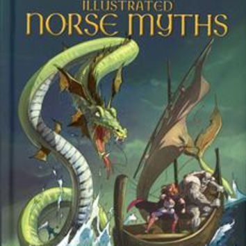 Usborne Books & More. Illustrated Norse Myths