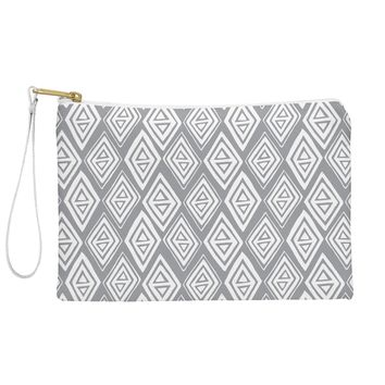 Heather Dutton Diamond In The Rough Grey Pouch