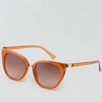 AEO Cat Eye Sunglasses , Apricot Wash