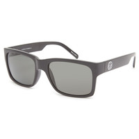Filtrate John Brown Polarized Sunglasses Black Gloss/Grey Smoke Polarized One Size For Men 23894714901