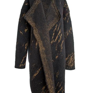 Donna Karan New York Long Sleeved Coat
