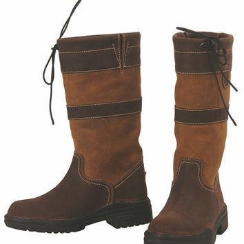Tuffrider Low Country Waterproof Boot