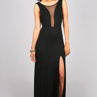 Night Divine Maxi Dress | Floor Length Dresses at Pink Ice