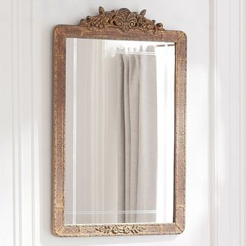 The Emily & Meritt Guilded Mirror