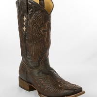 Corral Wing Cross Cowboy Boot