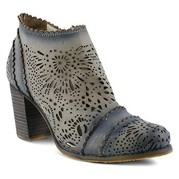 L'Artiste by Spring Step Women's Bao Ankle Bootie