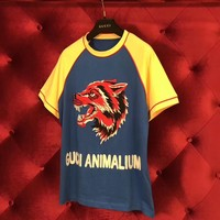 NEW 100% Authentic 2018ss Gucci T Shirt d019