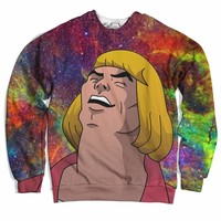 Master Of The Galaxy Sweater
