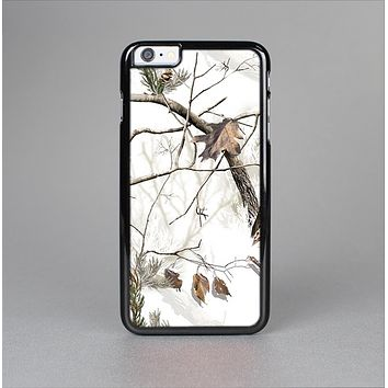 The Real Winter Camouflage Skin-Sert for the Apple iPhone 6 Plus Skin-Sert Case