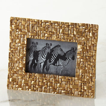 "Palm 2"" x 3"" Mini Frame - Michael Aram"