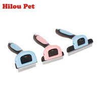 Removable Pet Comb Dog Hair Remove Excess Hair Tools Comb Hair For Pet Supply  Detachable Hair Clipper