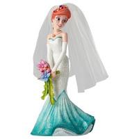 Disney Showcase Ariel Couture de Force Bride Masquerade Figurine