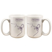 PENNY DREADFUL THE LOVERS TAROT MUG