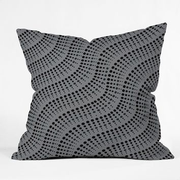 Heather Dutton Coral Reef Throw Pillow