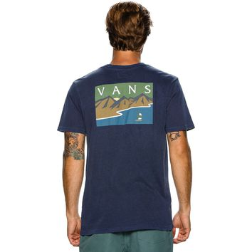 VANS STREAM SAIL SS POCKET TEE