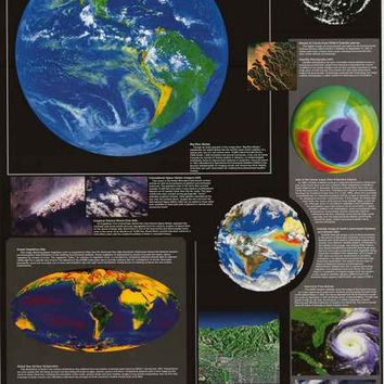 Understanding Earth Science Poster 24x36