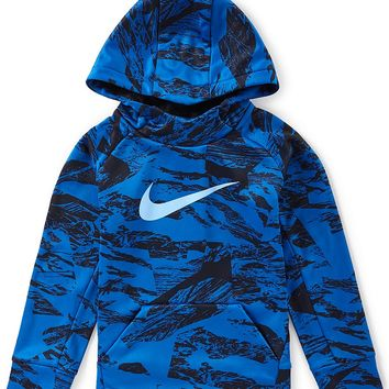 Nike Little Boys 4-7 Printed Pullover Hoodie | Dillards