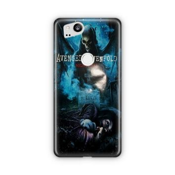 Avenged Sevenfold Nightmare Most Wanted Google Pixel 3 XL Case | Casefantasy