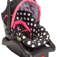 Disney Saunter Sport LC-22 Travel System Flowers Minnie Mouse Car Seat, Stroller