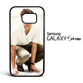 Zac Efron Y0595 Samsung Galaxy S6 Edge Case