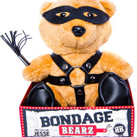 Bondage Bearz Jesse Tan One
