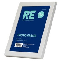 Single Image Frame 5X7 White