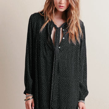 Valley Dress In Dainty Dot By Knot Sisters