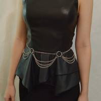 The Dominance O-Ring Chain Belt