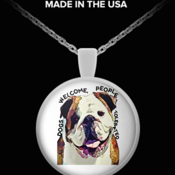 Bulldog Necklace bulldog-necklace