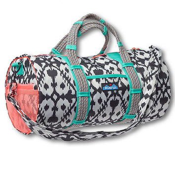 Kavu Bitsy Printed Small Duffle Bag | Dillards