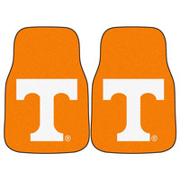 Tennessee Volunteers NCAA Car Floor Mats (2 Front)