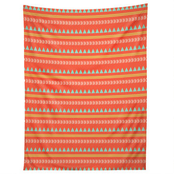 Allyson Johnson Native Aztec Tapestry