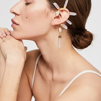 Wild Ones Pearl Ear Cuff