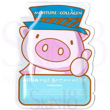 NEXTBEAU Moisture / Collagen Aqua Piggy Mask