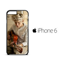 niall horan one direction and guitar Z0112 iPhone 6 Case
