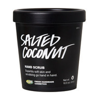 Salted Coconut Hand Scrub