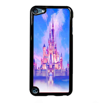 Castle of Disney Princess FOR IPOD TOUCH 5 CASE *NP*