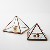Ibi Pyramid Ring Box