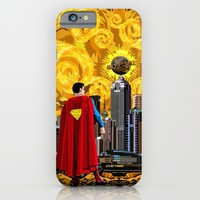 Super Summer Starry afternoon iPhone 4 4s 5 5c 6, pillow case, mugs and tshirt iPhone & iPod Case by Three Second