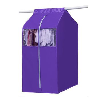 Garment Cloth Wardrobe Storage Hanging Dust Cover Bag