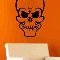 Skull Version 110 Surfer Wall Vinyl Decal Sticker Art Graphic Sticker Skulls
